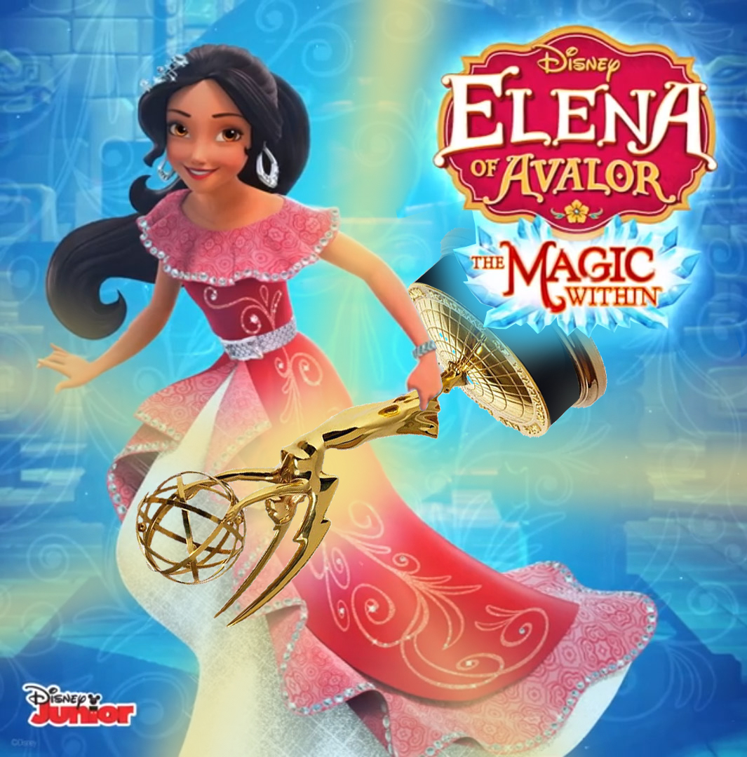 Daytime Emmy Nominations - 'Elena of Avalor' was nominated for 8 awards, including OUTSTANDING SPECIAL CLASS ANIMATED PROGRAM for an episode I directed, 'The Magic Within', and OUTSTANDING DIRECTING FOR A PRESCHOOL ANIMATED PROGRAM! CONGRATULATIONS to all of the nominees! <br>http://pic.twitter.com/guEsabhkJm