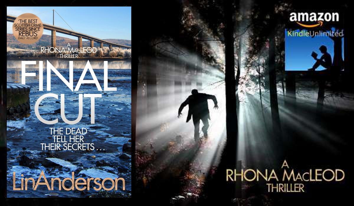 FINAL CUT - The dead tell her their secrets -  http:// viewBook.at/FinalCut      #Mystery #Thriller #CrimeFiction #linanderson #CSI #BloodyScotland #IARTG #BookBoost #IAN1 #KU<br>http://pic.twitter.com/I9kIRz3hhF