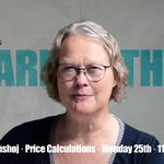 Image for the Tweet beginning: Kit tomshoj - price calculations