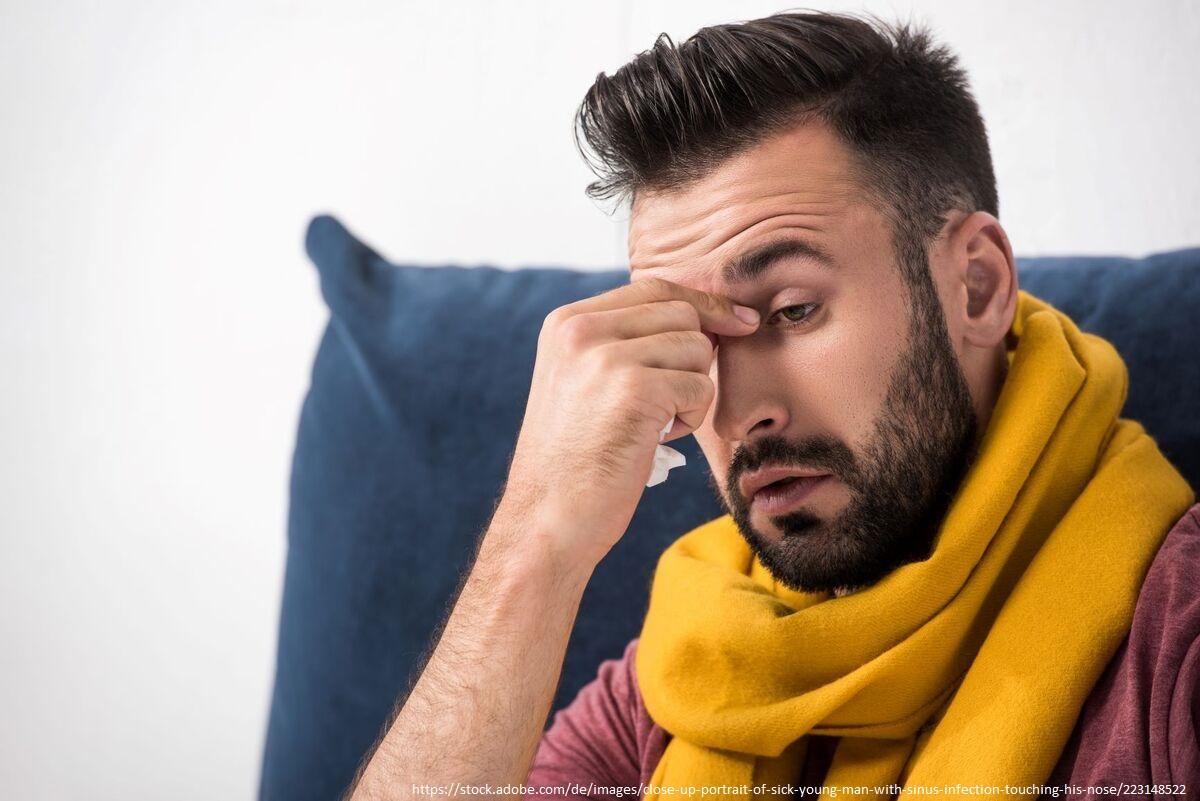 #Frühlingszeit ist #Heuschnupfenzeit. Hiervon sind auch viele Patienten mit chronischer #Nasennebenhöhlenentzündung mit #Nasenpolypen betroffen. Für sie bedeutet der #Pollenflug eine schwere Doppelbelastung. Mehr Infos zur Entzündung: bit.ly/2Ws7hgq