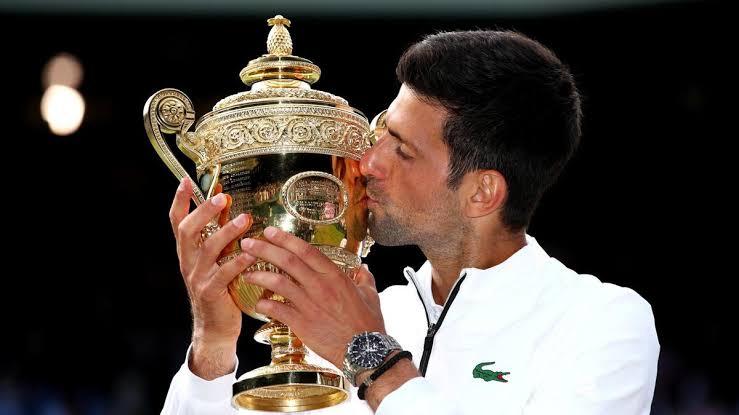 17 Grandslams ATP  5 year end championship Happy Birthday Novak Djokovic!