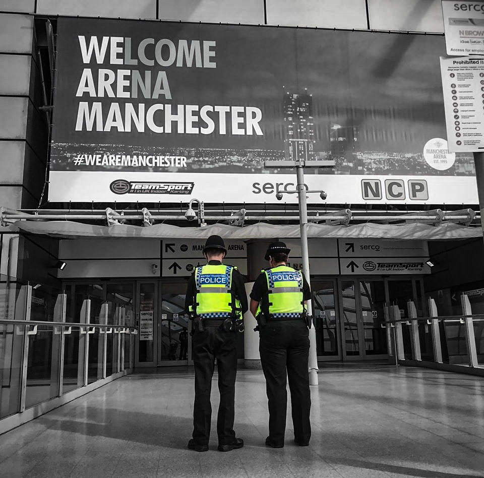 Three years ago, 22 lives were taken when a bomb exploded at the Manchester Arena. We remember those lives lost, their loved ones and all those affected. We think of those who ran towards danger that terrible night. But most of all, we stand together. Hate will not win.