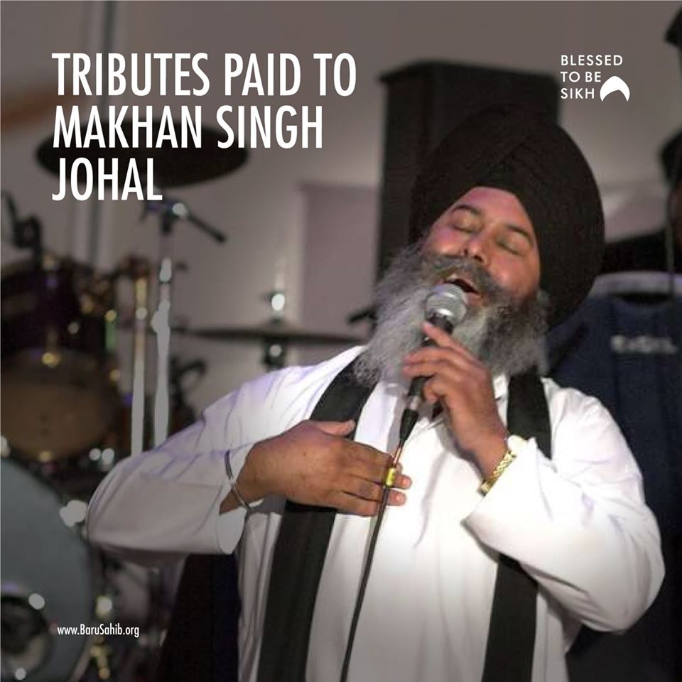 Tributes paid to Makhan Singh Johal  Tributes have poured in for Makhan Singh Johal, a prominent member of the borough's Sikh Community.   https://t.co/LyFDuXdjEU https://t.co/xKWidUEfq5