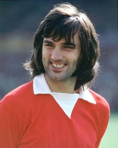 Happy Birthday to the legendary George Best.