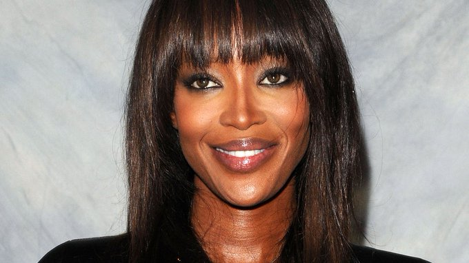 Happy Birthday to NAOMI CAMPBELL who turns 50 today, May 22, 2020.