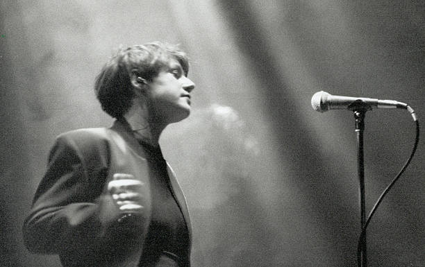 Elizabeth Fraser of #CocteauTwins in Toronto, Canada, by Jeff Goode.