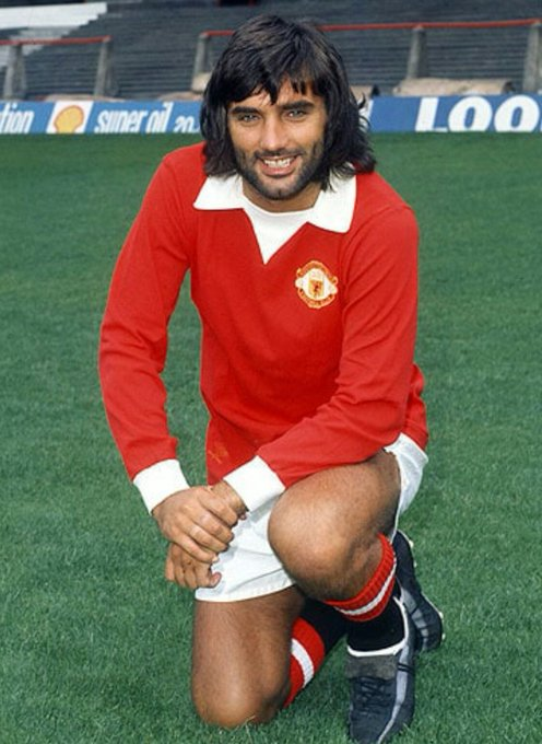 May22nd 1946. Arguably the greatest player ever. Footballing genius and icon. Happy heavenly birthday George Best.