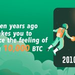Image for the Tweet beginning: Win 1000 $CET to celebrate
