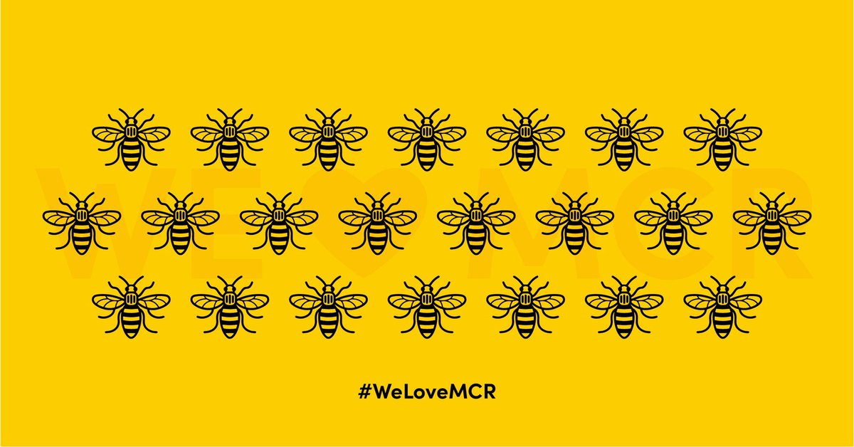 Always in our thoughts #WeStandTogether 22.5.17 🐝❤️