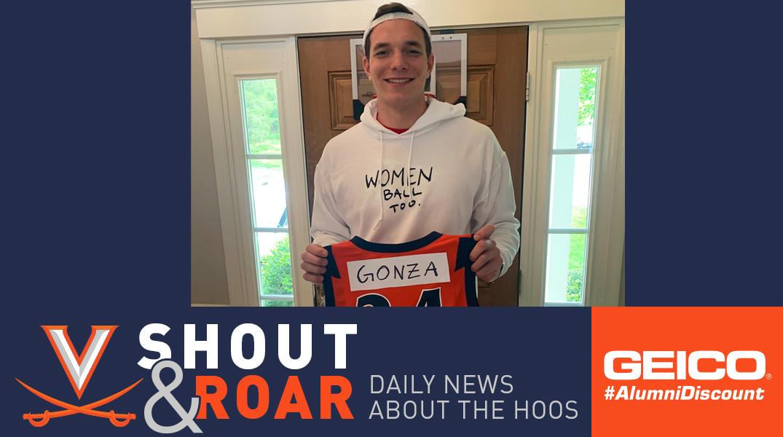 Read the Friday edition of the Shout & Roar Blog: virginiasports.com/#blog #GoHoos