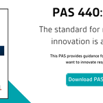 Image for the Tweet beginning: PAS 440:2020 is a free