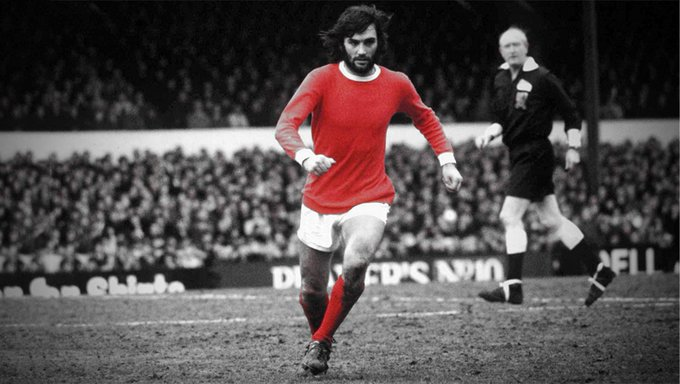 Happy birthday to one of United\s greatest legends  ....  R.I.P George Best