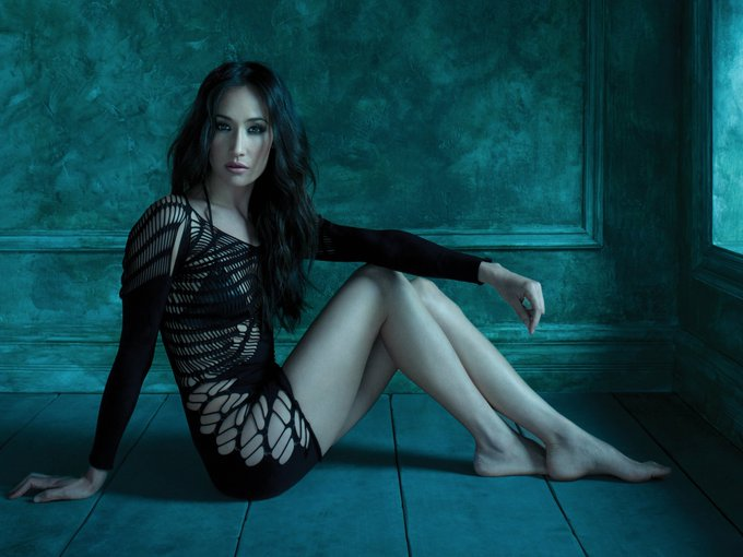 Happy 41st Birthday to  MAGGIE Q
