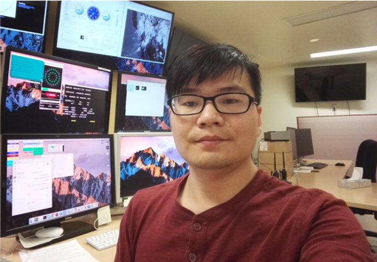 Time to meet a DESI member: Hu Zou ! Read the whole interview here: desi.lbl.gov/2020/04/07/hu-…
