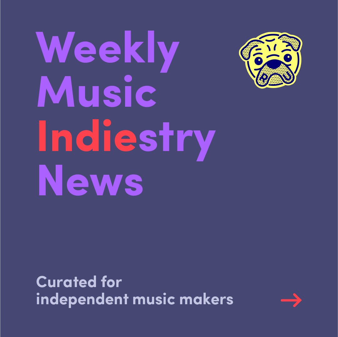 It's been another week in the #pandemic calendar, we hope you're all hanging in there. While you're sitting tight, check out the most important #musicindustry #news from this week! This and much more at the Record Union blog: bit.ly/2Zu2RYf