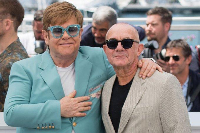 Happy Birthday to Elton John s long-term writing partner Bernie Taupin, he s 70 today!