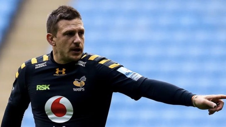 test Twitter Media - Jimmy Gopperth has penned a new deal with Wasps. ✍️  The veteran centre is now signed up for a sixth season with the club.  Read: https://t.co/6kcUtNsoru https://t.co/O5MjZzuG2f