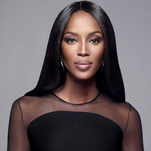 Happy 50th birthday to our sista Naomi Campbell
