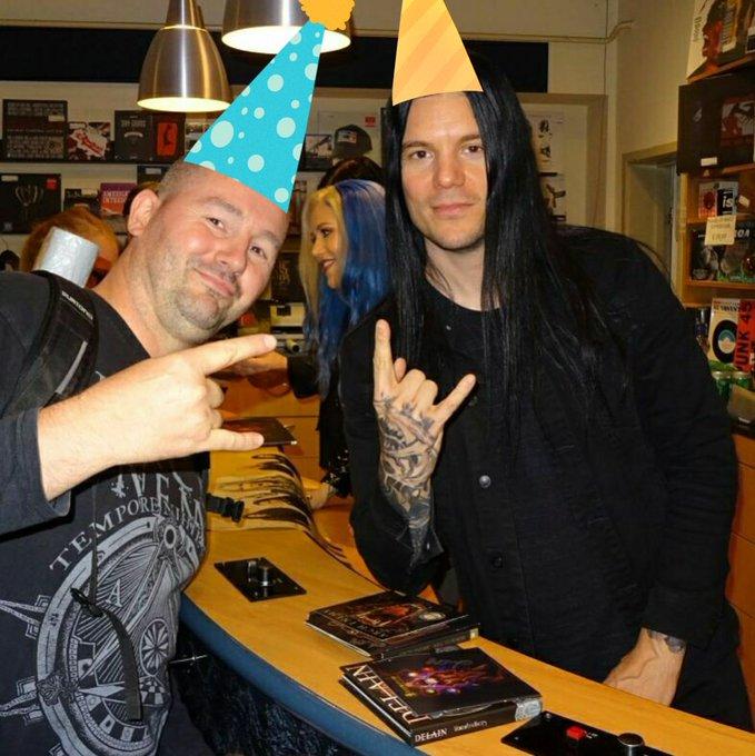 Wishing Daniel Erlandsson a wonderful, joyful, fantastic, happy birthday!