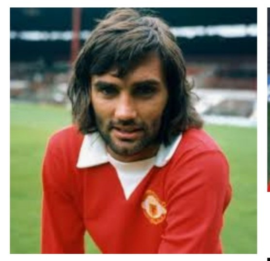 Happy heavenly birthday to the one and only George Best.