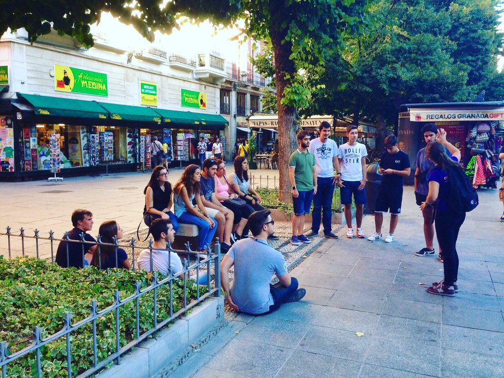 Pamper your mind with #StudentsSuites   #VidaStudents #ResidenciaDeEstudiantes #Granada #Mind #UGR #GRX #Culturapic.twitter.com/5MfOpABTAU