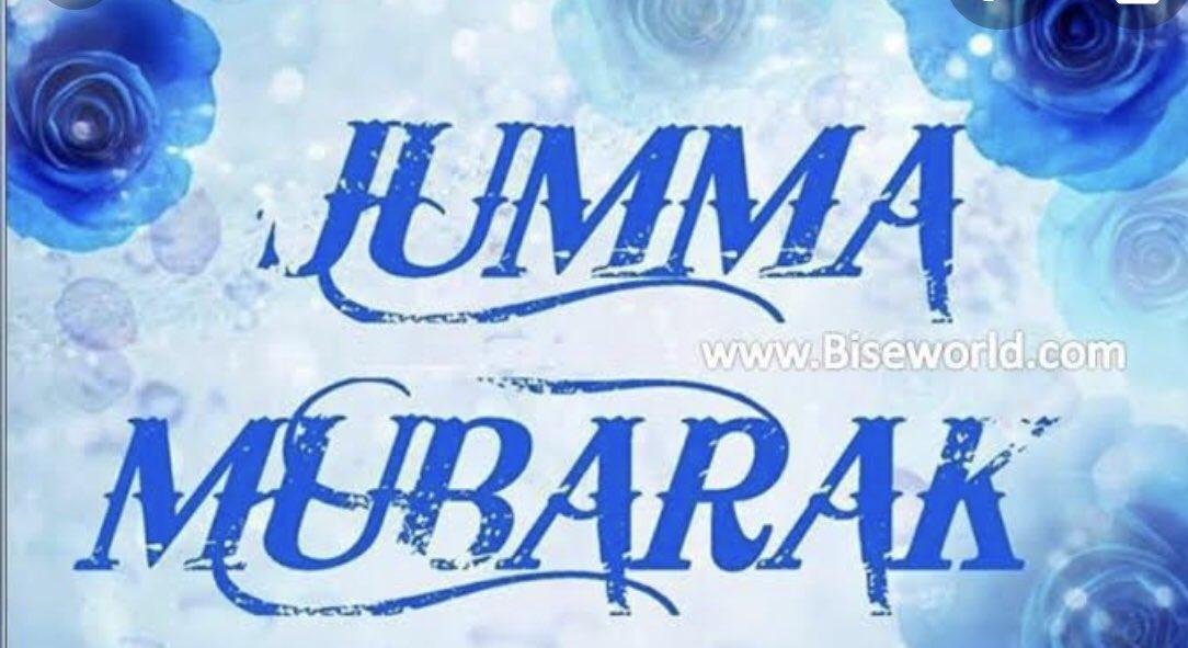 Aslaam o Alaikum Juma Mubarak everyone May Allah keep us all healthy Ameen #RamadanMubarak #JummahMubarak