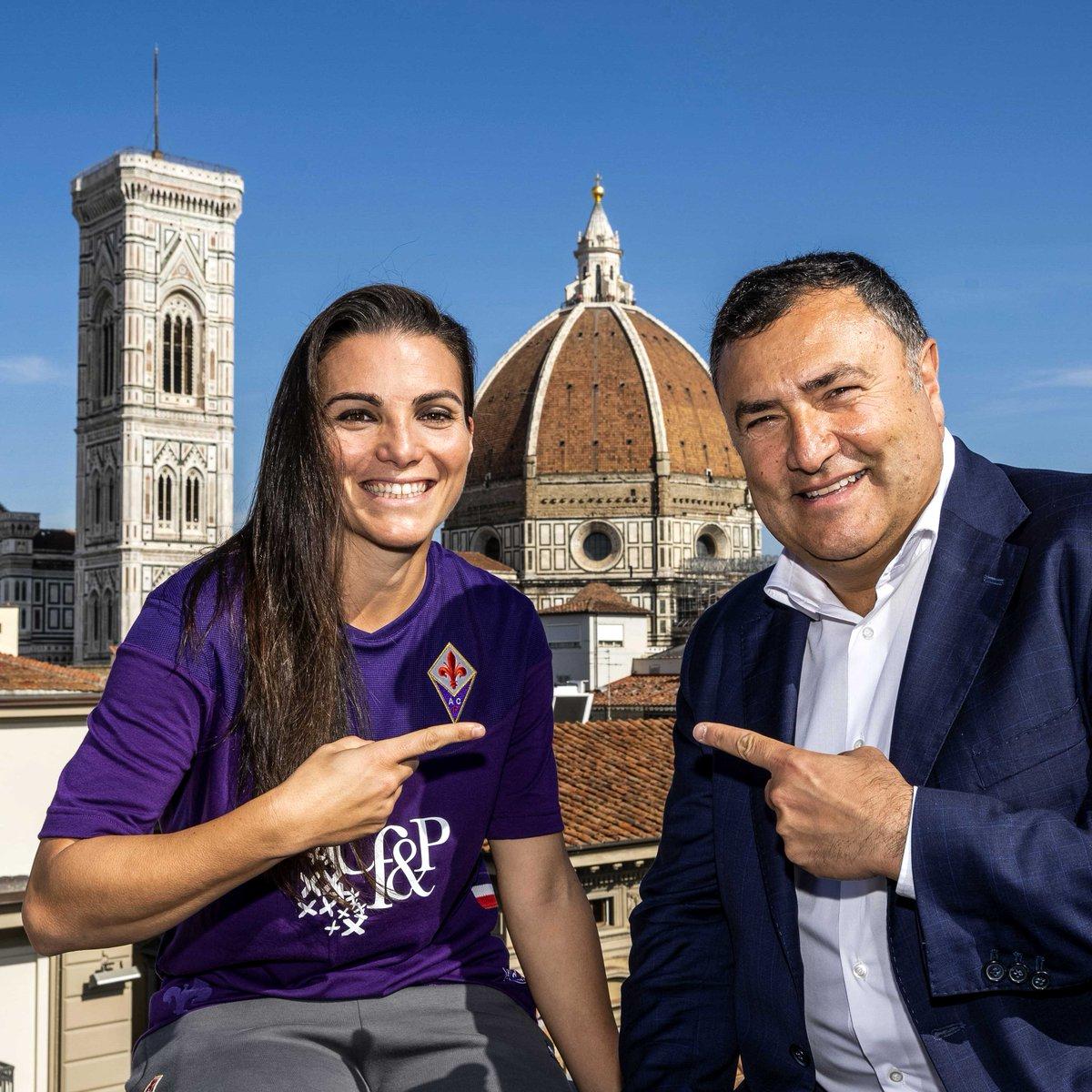 👉⚜️👈  #ForzaViola 💜 #Firenze #Guagni #Barone https://t.co/SdV7pE8d6y