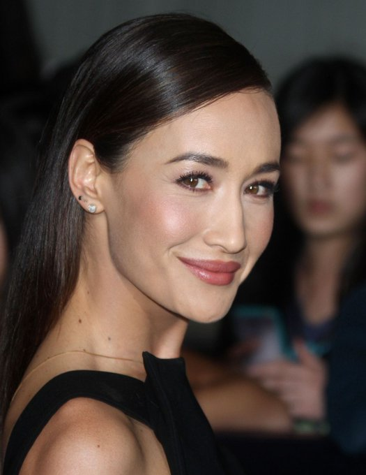 Happy birthday to the unbelievably beautiful Maggie Q