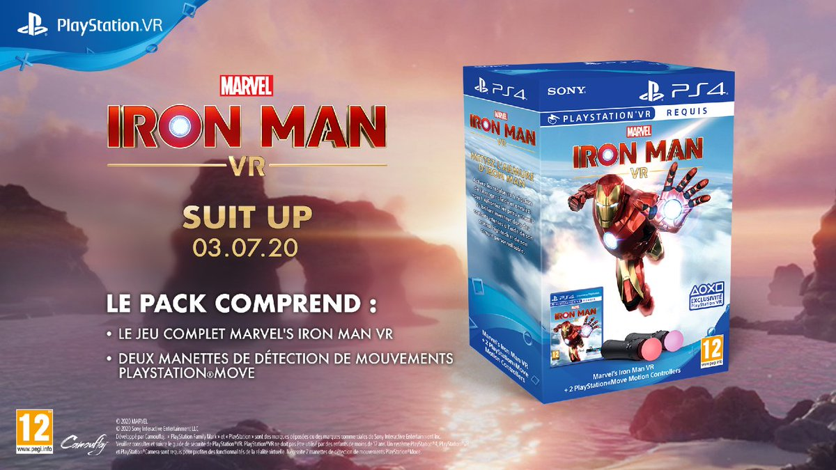 Iron Man VR on PS4
