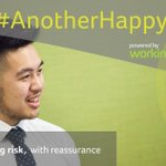 "Image for the Tweet beginning: #AnotherHappyClient; ""Fantastic. Our relationship manager"