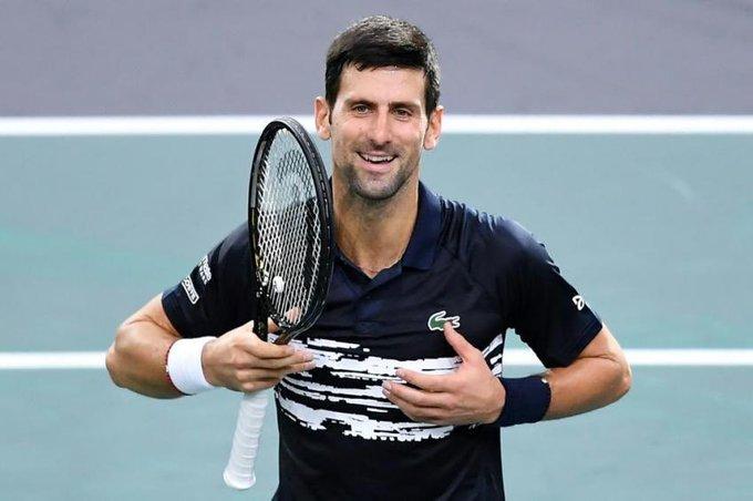 Happy birthday to Novak Djokovic
