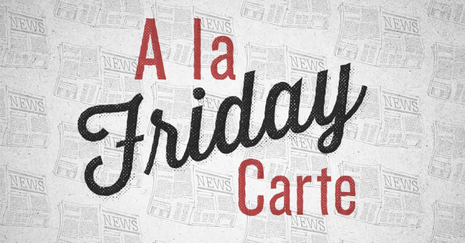 A La Carte: Dont overinterpret suffering / queer times / the world is not my parish / why Im religious, not spiritual / Twitter threads / remembering OneDay 2000 / baptism and Lords Supper. challies.com/a-la-carte/a-l…