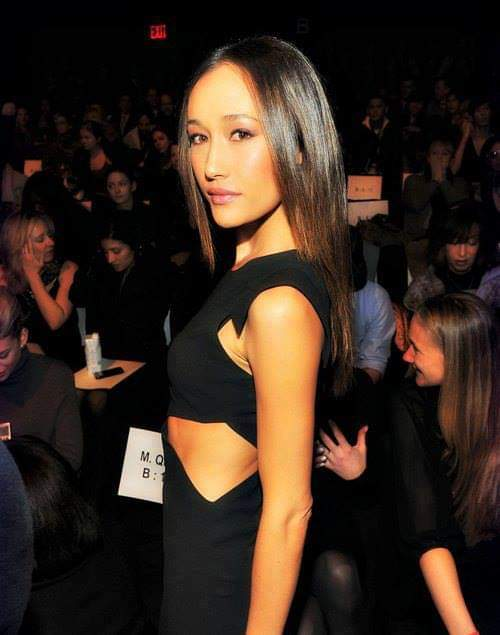 Happy 41st birthday to Maggie Q (