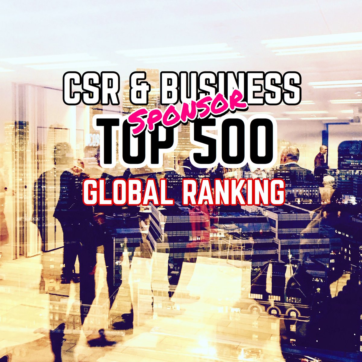 Trust + Transparency: Latest @SustMeme CSR & Business Top 500 global ranking out now, published every week by McClelland Media: ow.ly/9w0i50zNl45 @SustMemeTop500 Its #CSRFriday! #ESG ©McClelland