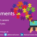 Explore your future career, with our skills assessment tools. Get started today 👉 https://t.co/hcw6ISPZ0h  #Careers #Skills #FridayMotivation