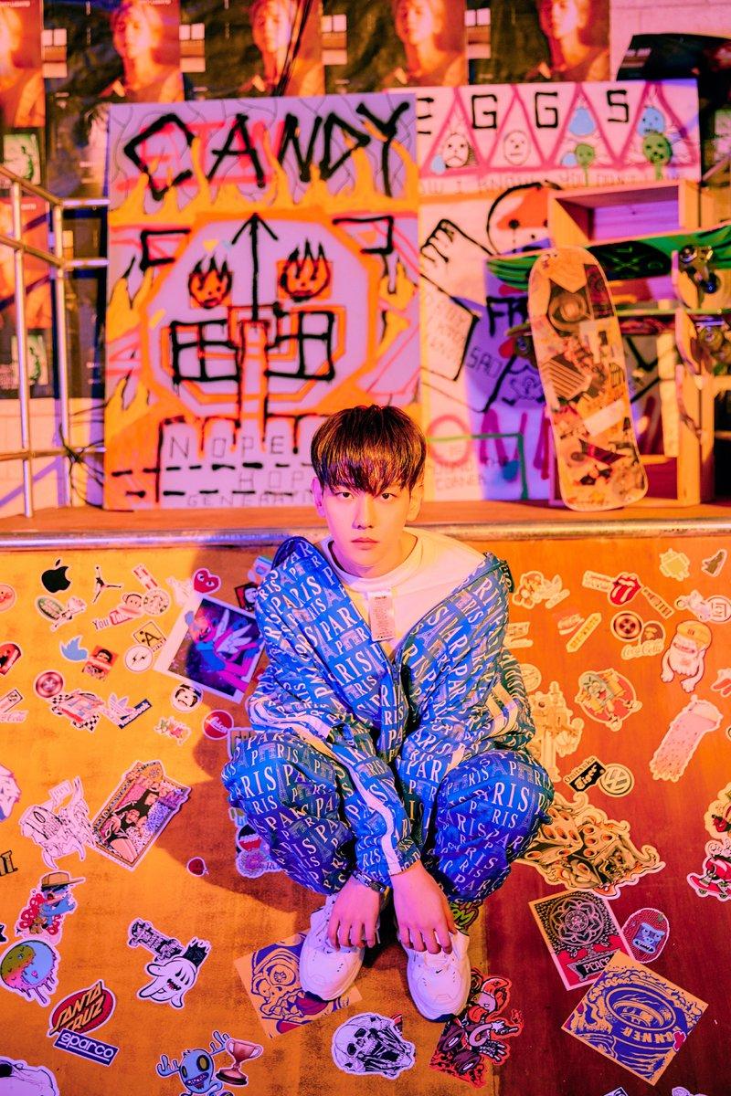 백현 BAEKHYUN The 2nd Mini Album ['Delight']  🎧2020.05.25. 6PM (KST) 👉🏻https://t.co/VuRvS0Lnoo  #백현 #BAEKHYUN #엑소 #EXO #weareoneEXO #Delight #Candy #BAEKHYUN_Candy #큥이_에리_기가막힌_케미스트리 https://t.co/FdxpqFq5Wp