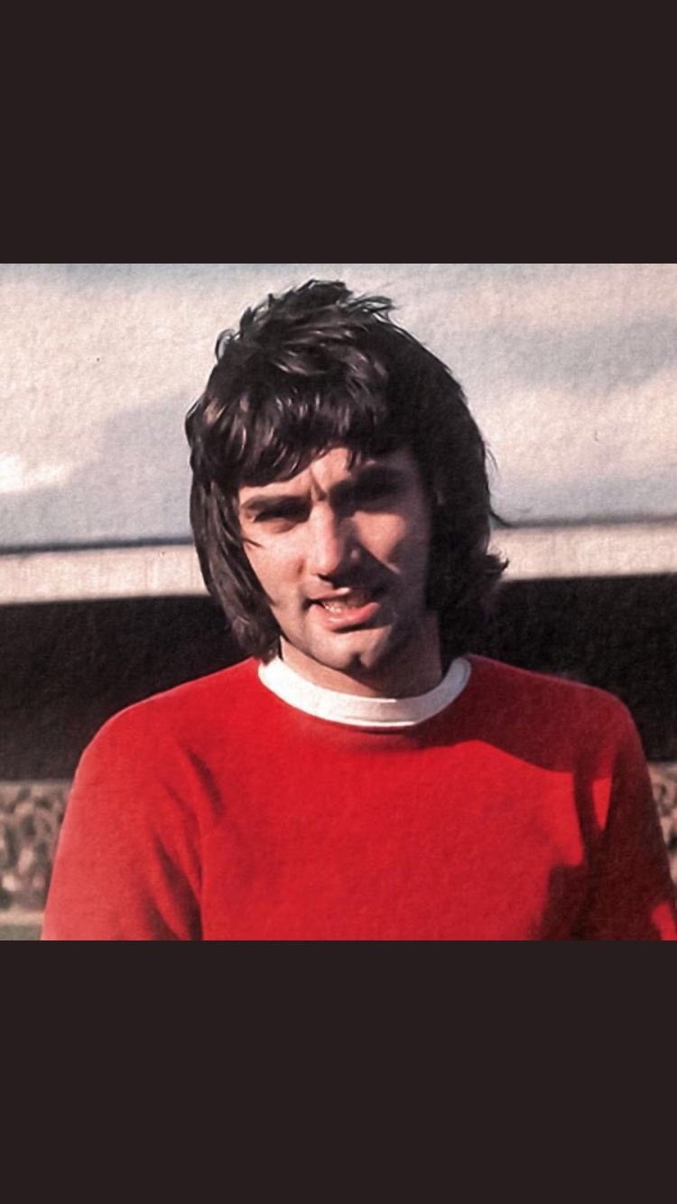 Happy birthday to one of the greatest Utd players in history: George Best