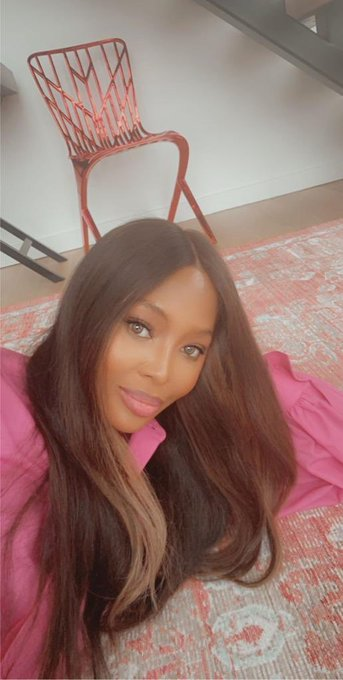 Happy 50th Birthday to Naomi Campbell