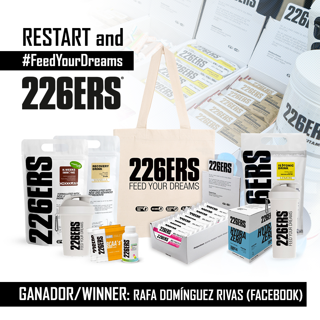 ¡Ya tenemos ganador del concurso de @226ERS !  🎉 Enhorabuena Rafa Domínguez Rivas, no te olvides de compartir con tus compañer@s de grupeta ¡te llevas un gran pack!  😊 Gracias a todas y todos por participar. https://t.co/EUA28qutxe