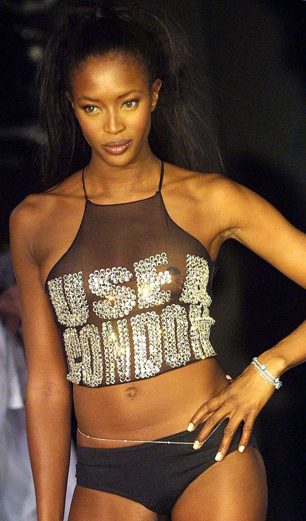 Happy Birthday to thee supermodel blueprint, Naomi Campbell, Gemini queen