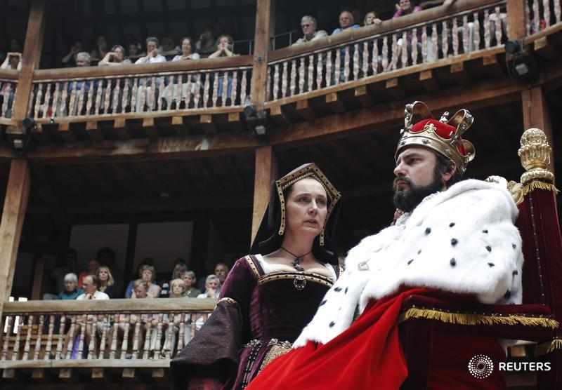 Even the Bard isn't immune from Covid-19. Shakespeare's Globe in London is asking the British parliament for state aid.  Bard bailout won't keep all the world a stage, @Three_Guineas says: https://t.co/bCihe4YHTO https://t.co/CTg4HcAJlI