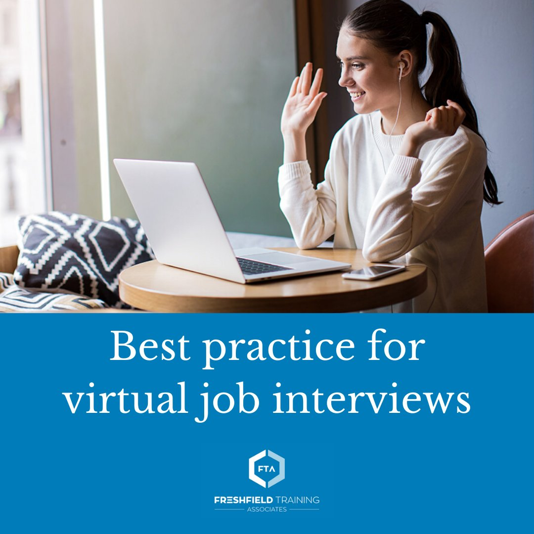 A candidate applies for a job, gets an initial telephone interview and, if successful, will proceed to a second face-to-face interview with the company's hiring manager. ✨  Read more about best practice for virtual job interviews👇 https://t.co/TI9zTHqkco https://t.co/ydkJM0vk6D
