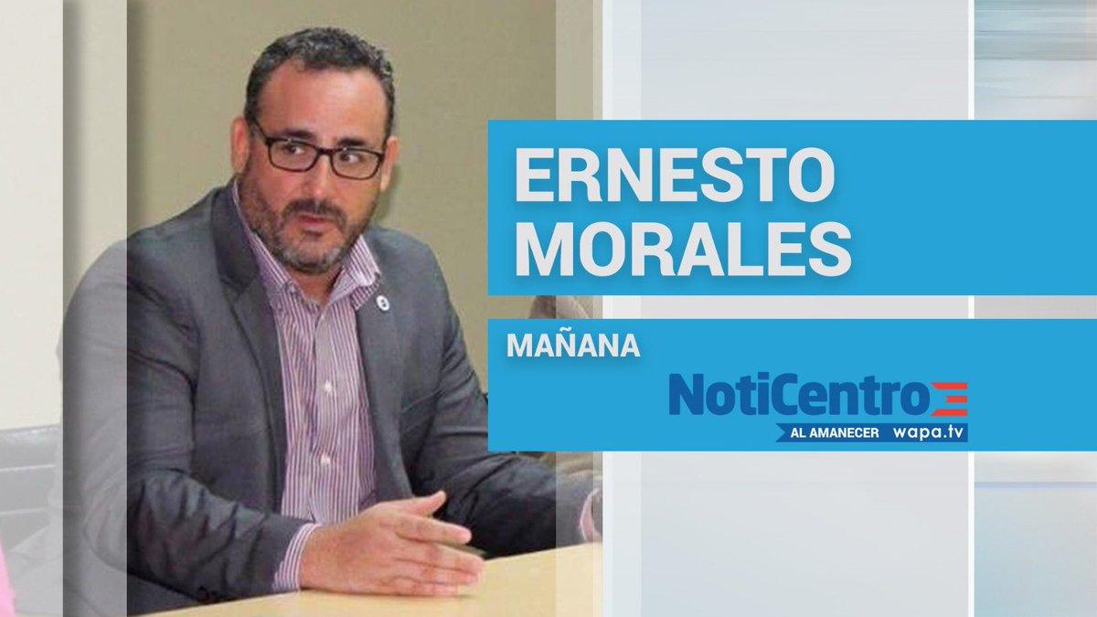 Más adelante en @NoticentroWAPA converso con Ernesto Morales @NWSSanJuan sobre la Temporada de Huracanes 2020 #huracan2020