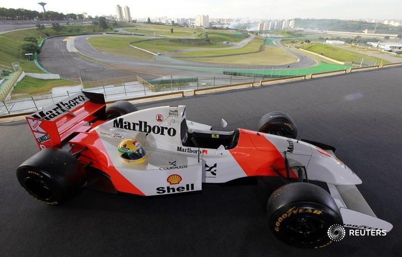 McLaren becomes the latest company to mortgage the family silver, which possibly includes supercars driven by late Brazilian F1 legend Ayrton Senna. Read the latest from Corona Capital: https://t.co/JT2dctt70j https://t.co/45RjaRhQhx
