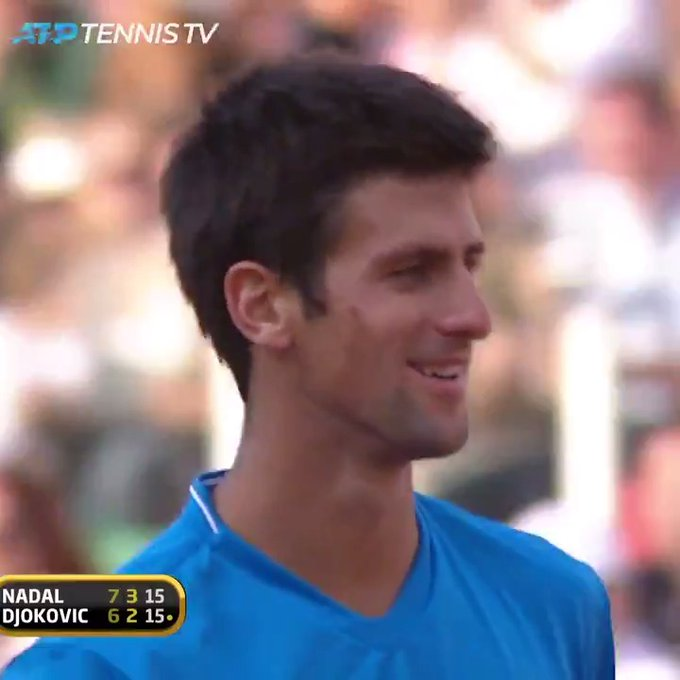 Novak Djokovic: blowing our minds since day 1 Happy 33rd birthday