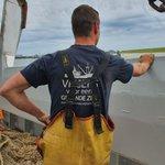 Image for the Tweet beginning: Vissers voor een gezonde zee!