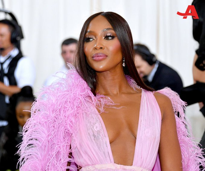Happy 50th Birthday, Naomi Campbell!