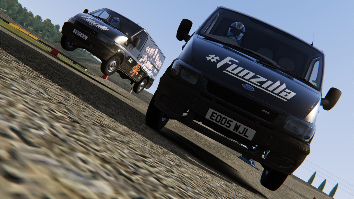 #FunZilla  Ford Transit RX Track Crazy FordZillers Crazy guests Team Fordzilla on Twitch Everyone giving follow TFz Twitch ChannelWe have to solve this!!!  Follow our new Twitch channel and interact with us  http://twitch.tv/teamfordzilla  See you at 17:45 CET pic.twitter.com/DmiW9DA0xO