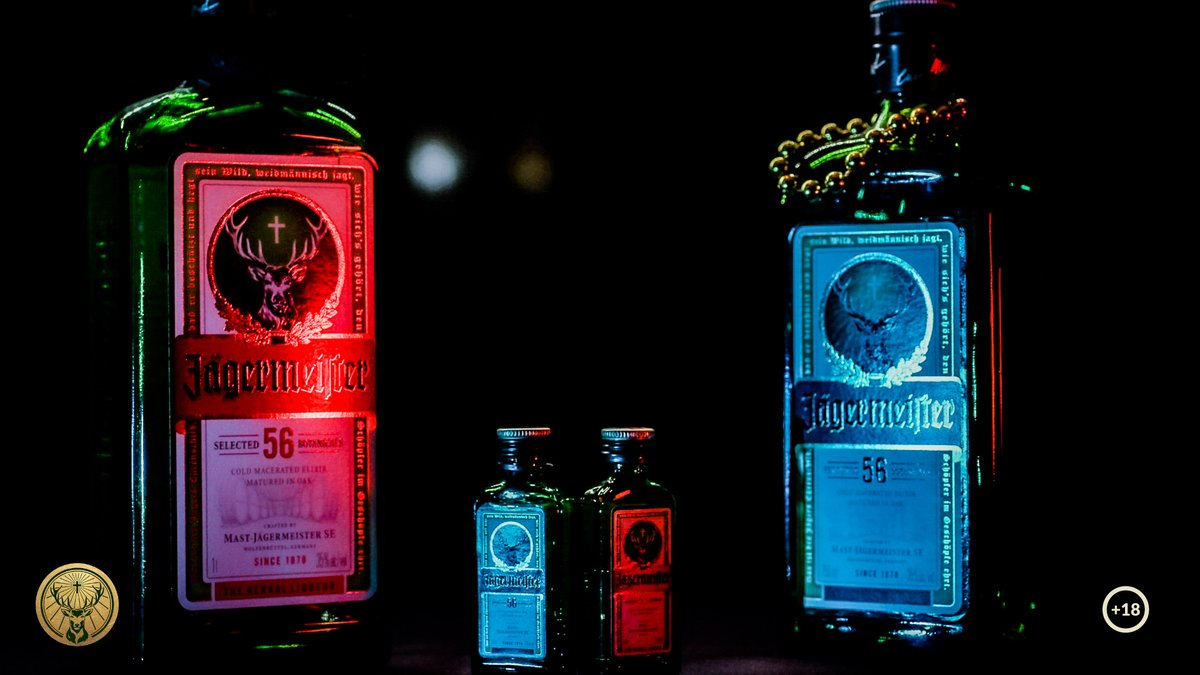 Family portrait, Meister style. 📸: @in.a_flash.photography (IG) #JägermeisterSA
