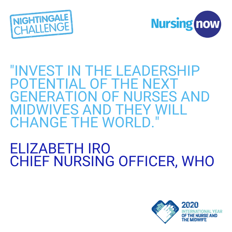 Nursing Now (@NursingNow2020) on Twitter photo 2020-05-23 12:28:00